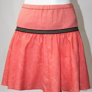 FILA CORAL TENNIS SKIRT SIZE MEDIUM NEW WITH TAGS
